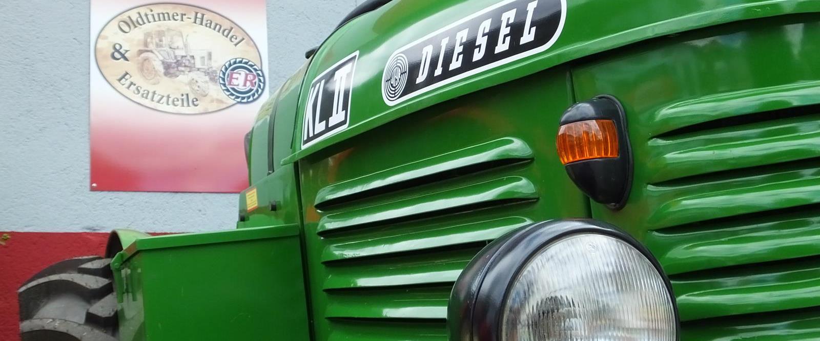 Traktoren Erstatzteile