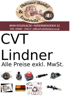 Katalog CVT Lindner